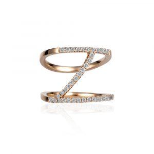 Z Ring - Shannakian Fine Jewellery