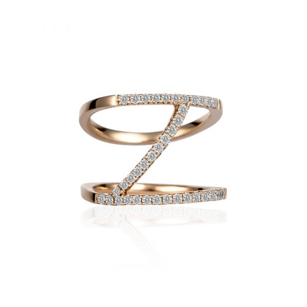 Z Ring - Shannakian Fine Jewellery